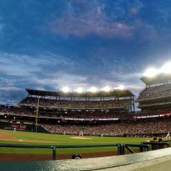 Nationals Park 2015. Shot by M.Bagg